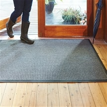 All Weather Entry Mat - Dark Grey