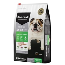 Black Hawk Dog Adult Chicken & Rice 10kg
