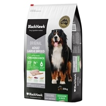 Black Hawk Dog Large Breed Chicken 20kg