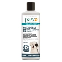 Paw by Blackmores Mediderm Shampoo 500ml
