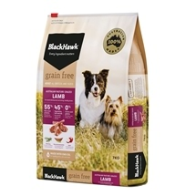 Black Hawk Adult Grain Free Lamb 7kg