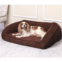 Premium Dog Bed Lounger