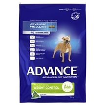 Advance Adult Weight Control All Breeds 7kg