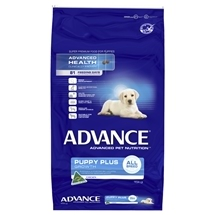 Advance Puppy Plus Growth All Breeds Chicken 15Kg