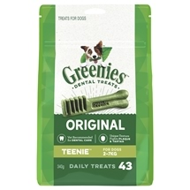 Greenies Treat Pack Teenie 340G