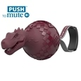Dinoball Push to Mute T-Rex_DAG2475_4
