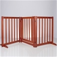 Free-Standing Pet Gate with Door_HD1147_2