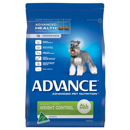 Advance Adult Weight Control All Breeds