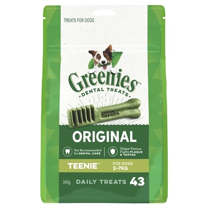 Greenies Treat Packs