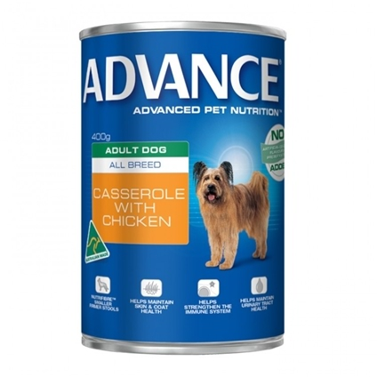 Advance Dog Adult Chicken Cans