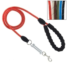 10mm x 150cm Reflective Spring Leash