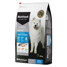 Black Hawk Dog Adult Fish & Potato 20kg