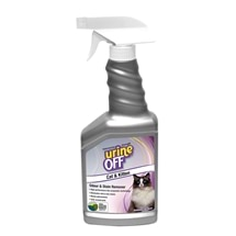 Urine Off Cat & Kitten Stain & Odour Remover 118ml