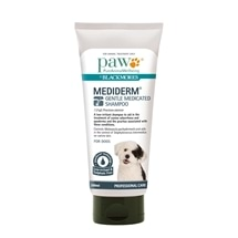 Paw by Blackmores Mediderm Shampoo 200ml