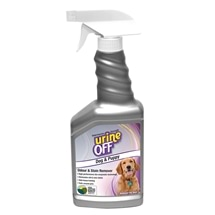 Urine Off Dog & Puppy Stain & Odour Remover 118ml