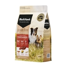 Black Hawk Adult Grain Free Kangaroo 2.5kg