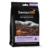 SavourLife Kangaroo Training Treats 165g