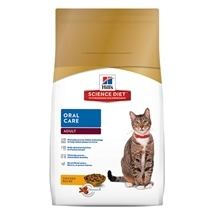 Hills Science Diet Feline Adult Oral Care 2Kg
