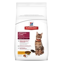 Hills Science Diet Feline Adult Optimal Care 6Kg