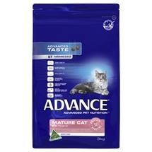 Advance Cat Mature (Senior) Fish 3Kg