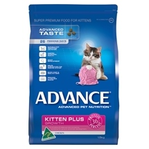 Advance Kitten Plus Growth Chicken 1.5Kg