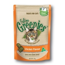 Feline Greenies Chicken 85g