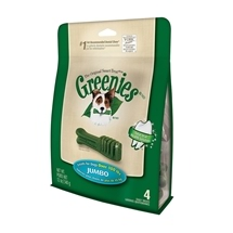 Greenies Treat Pack Jumbo 340G