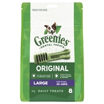 Greenies Treat Pack Large 340G