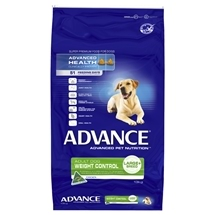Advance Adult Weight Control Large Breed 13kg