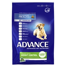 Advance Adult Weight Control Large Breed 7kg