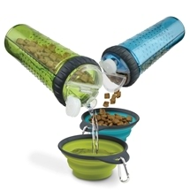 Pet Snack Duo Travel Cup