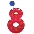 Figure 8 Cat Toy with Springy Pom Pom_CTRND_0