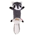 Plush Raccoon Skin with Squeakers_DAG2305_0