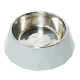 Faceted Melamine Dog Bowl 700ml_DGMBL_2