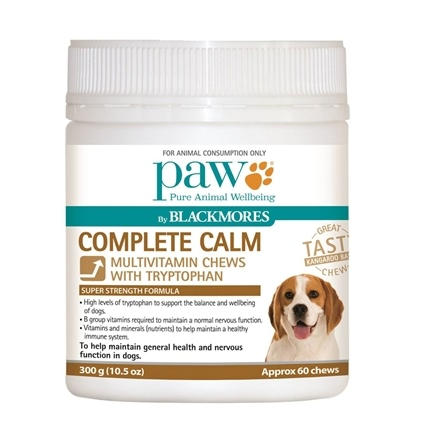 Paw by Blackmores Complete Calm Chews