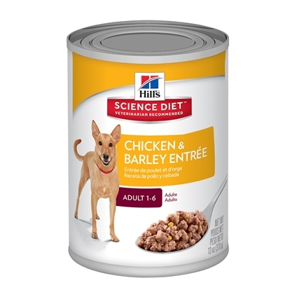 Hill's Science Diet Canine Adult Cans
