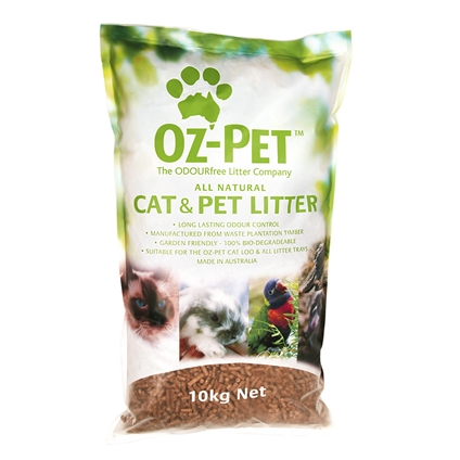 Oz Pet Animal Litter and Cat Loo Kit