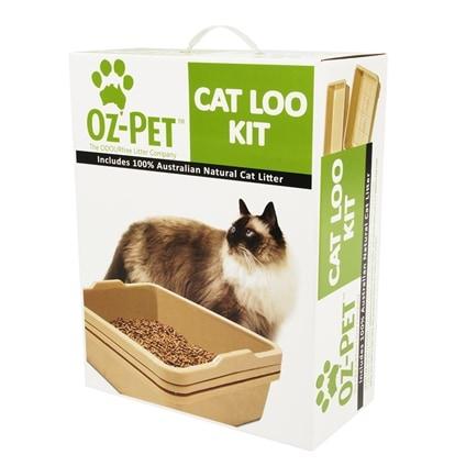 Oz Pet Cat Loo Litter